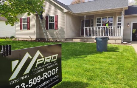 Pro Restoration LLC is your local roofing contractor and home exterior expert